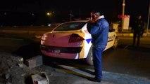 Şüpheli kovalayan polisler kaza yaptı; 2'si polis 3 yaralı