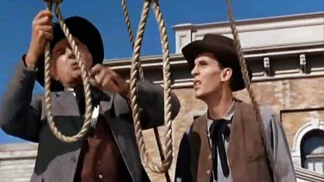"Classic TV Westerns - Bonanza  - ""The Avenger"" (1960)"