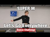 Korean Air X SuperM - 'Let's Go Everywhere' Dance Cover Challenge [Yu Kagawa]
