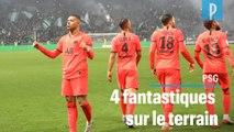St-Etienne – PSG : 0-4. « Un feu d'artifice à Geoffroy-Guichard »