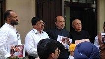 Mahesh Bhatt joins protest in Mumbai against #CAB