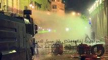 عشرات الجرحى جراء مواجهات عنيفة بين قوات الأمن ومتظاهرين في بيروت