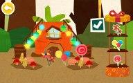 Baby Panda's Pet House Design - Rabbit, Hippo, Cow, Chicken, Octopus, Penguin | BabyBus Games