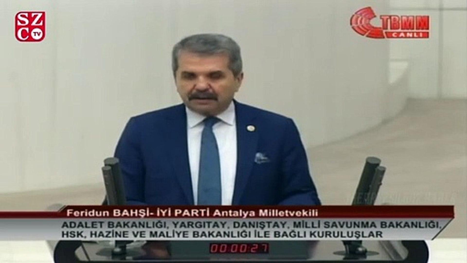 İYİ Partili Bahşi: Savcılar duruşmadan önce SMS'le talimat alıyor -  Dailymotion Video