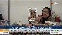 Gerakan Belanja Buatan Ibu-ibu Dorong Pertumbuhan UMKM Indonesia