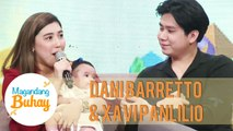 Xavi and Dani share their Christmas plans | Magandang Buhay
