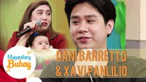 Xavi and Dani's sweet message for each other | Magandang Buhay