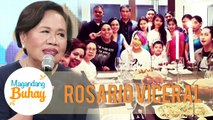 Momshie Rosario shares how they will celebrate their Christmas | Magandang Buhay
