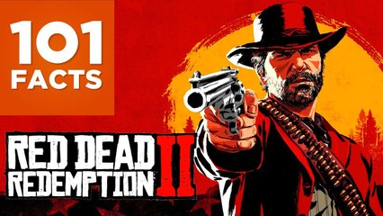 101 Facts About Red Dead Redemption 2
