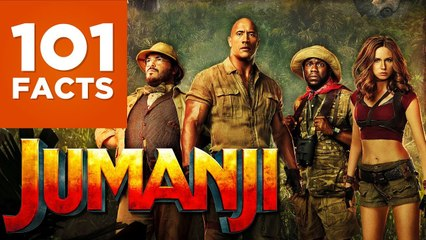 101 Facts About Jumanji
