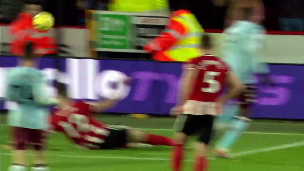 Sheffield United - Aston Villa (2-0) - Maç Özeti - Premier League 2019/20