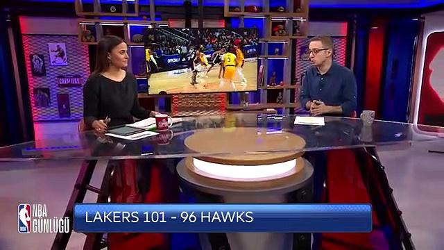 NBA Günlüğü | 16.12.2019