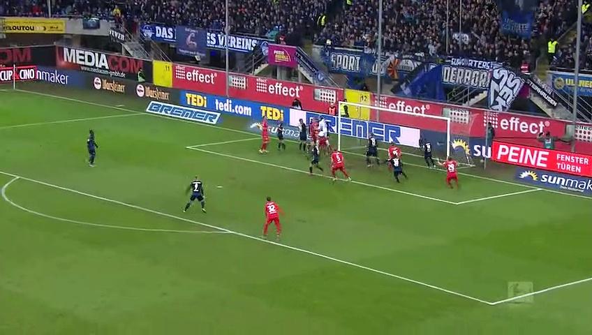 Paderborn - Union Berlin (1-1) - Maç Özeti - Bundesliga 2019/20