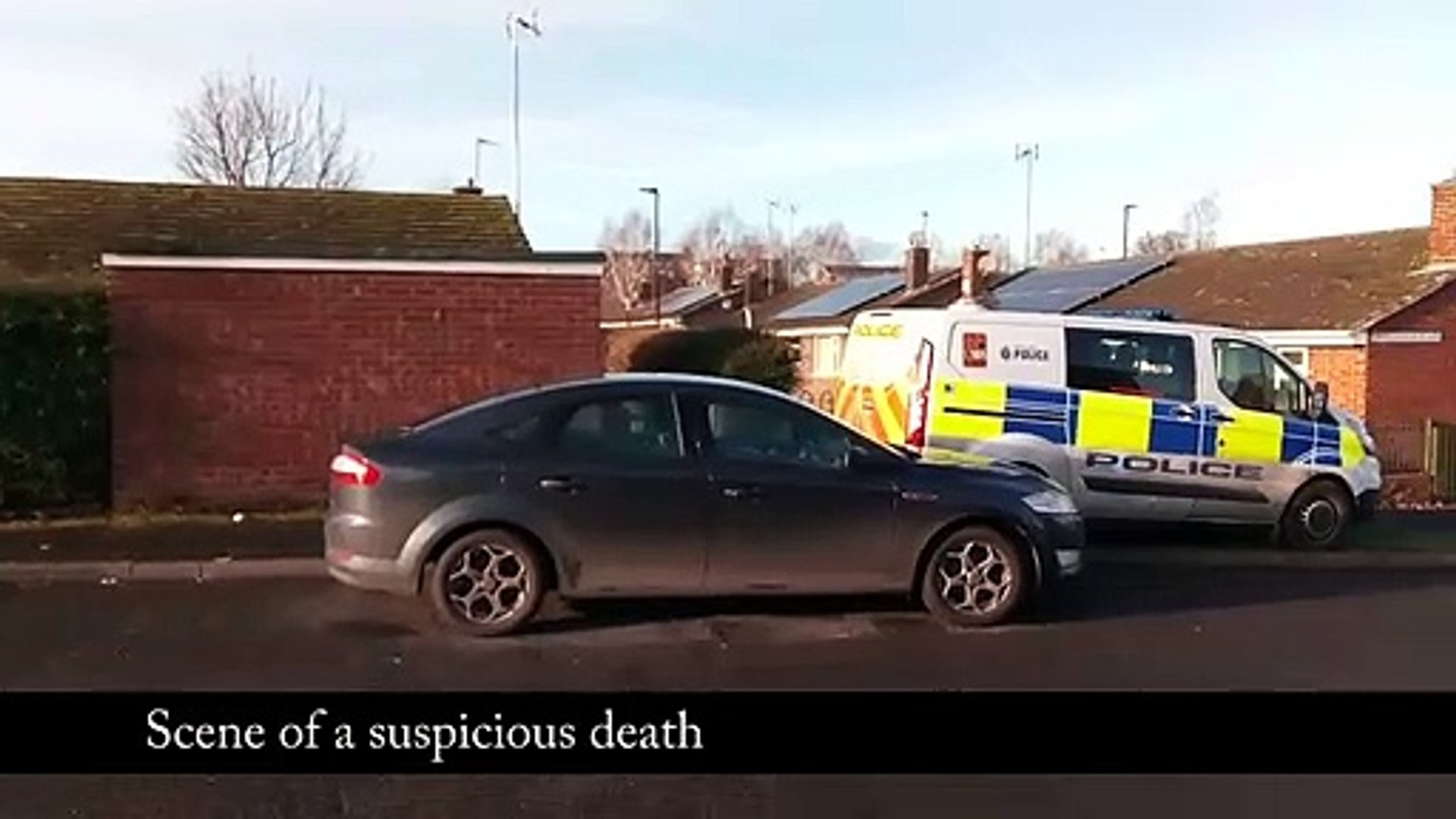 'Suspicious' death at Denaby Main, Doncaster
