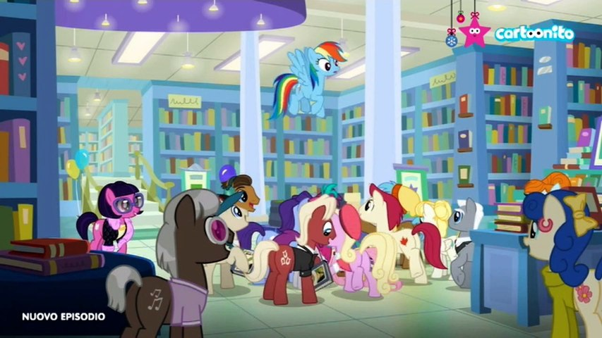 My Little Pony L'amicizia è magica [Stagione 9] [Episodio 21] Ascoltare per capire [COMPLETO]