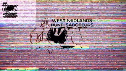 Warwickshire hunt in Horley
