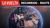 La Vuelta 20 | Recorrido - Route
