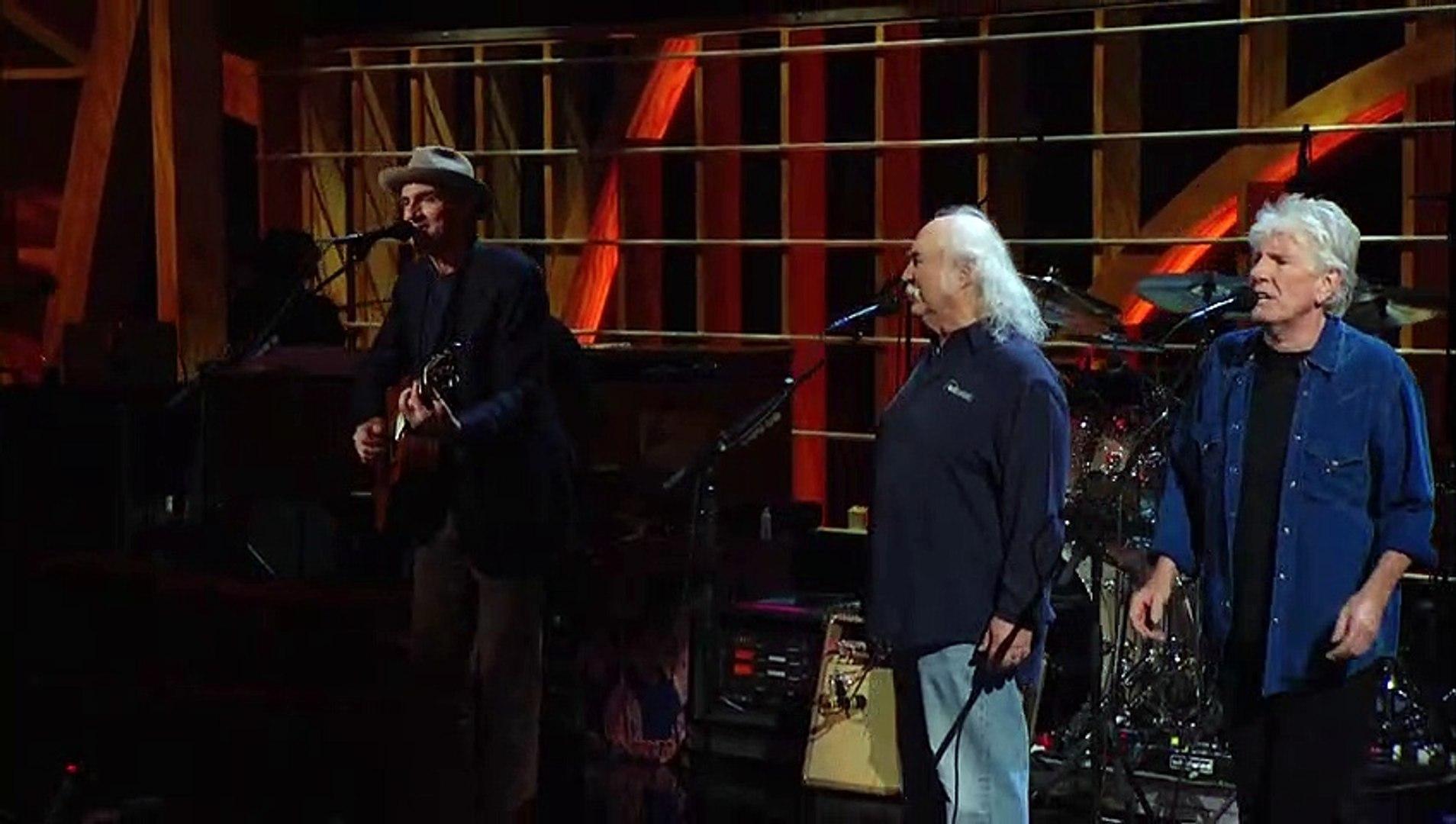 Mexico  with James Taylor - Crosby, Stills & Nash (live)