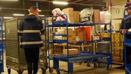 Noël : l'agence colis de Seichamps prête au rush des livraisons