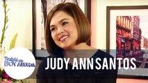 Judy Ann reminisces her past Christmas celebrations  | TWBA