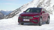 The new Mercedes-AMG GLA 35 Design Preview