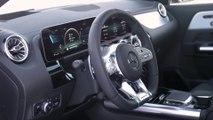 The new Mercedes-AMG GLA 35 Interior Design