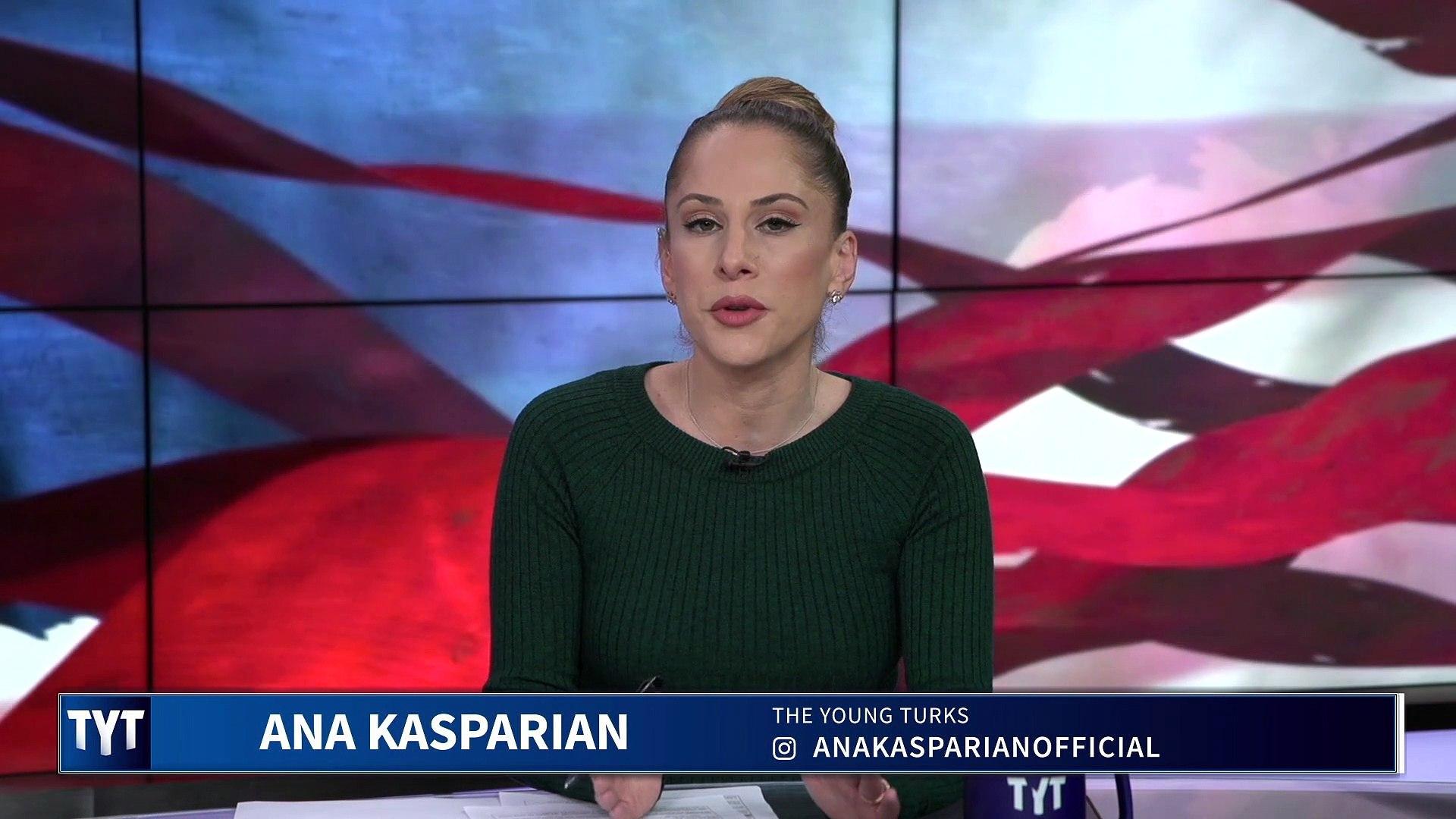 Ana Kasparian Nose Job ana kasparian - video: ana kasparian interviews tyt