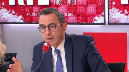Bruno Retailleau - RTL mardi 17 décembre 2019