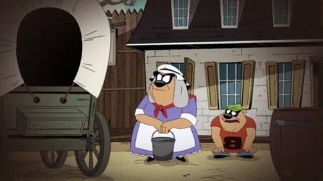 DuckTales S02E20 The Golden Armory of Cornelius Coot