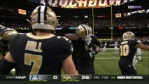 NFL : Brees dans la légende, les Saints sur un nuage