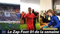 What The Foot : Neymar fait la fiesta avec Cindy Bruna, Benedetto dérange tout le monde, Thauvin kiffe toujours Miss France
