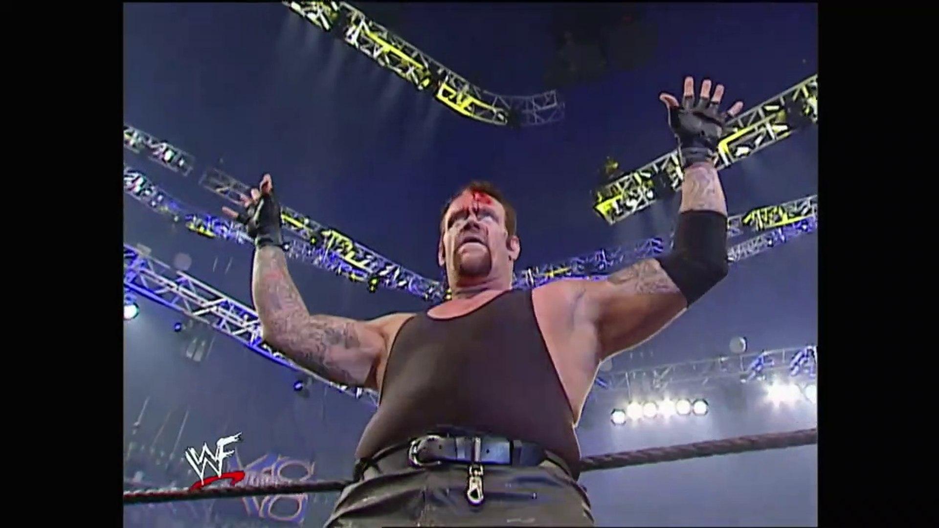 WWE Wrestlemania 18, The UnderTaker Vs Ric Flair , Full Match ( 2002 ) HD -  فيديو Dailymotion