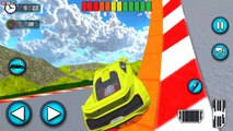 Speed Car GT Stunt 3D Jump Over the Sea - Impossible Ramp Stunts Car Games - Android GamePlay
