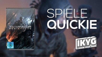 Terminator: Resistance - Spiele-Quickie