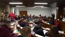 Report TV - Dëmet nga tërmeti në Lezhë, Këshilli Bashkiak miraton qiranë për 160 familje