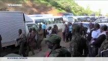 Près de 300 rebelles hutus rwandais actifs dans l'est de la RDC ont été rapatriés au Rwanda