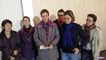 Bollène : Les enseignants mobilisés