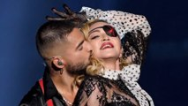 Madonna pictured with new toyboy