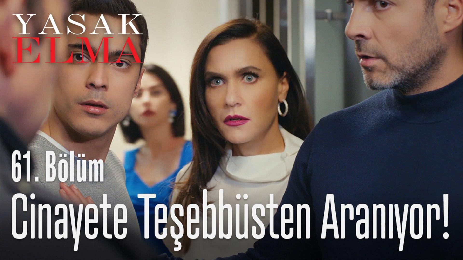 Yiğit'i kaçırma operasyonu! - Yasak Elma 61. Bölüm