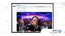 Socialeyesed - World reacts to Drew Brees' touchdown record