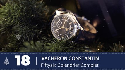 #18 Vacheron Constantin Fiftysix Calendrier Complet