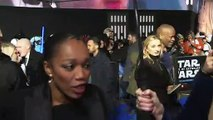STAR WARS: Naomi Ackie is annoyed about all the questions!