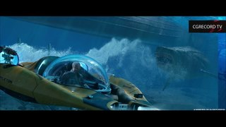 The Visual Effects of The Meg (2018)