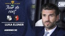 Conférence de presse d'avant Match, ASC - SDR - Luka Elsner