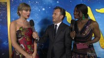 Taylor Swift Reveals Her Pet Cats Were Inspiration for Rebel Wilson's Role in 'Cats'