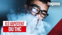 Cigarette électronique : le liquide au THC prisé par les ados