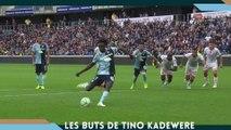 Les buts de Tino Kadewere