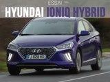 Essai Hyundai Ioniq Hybrid 141 Executive 2019