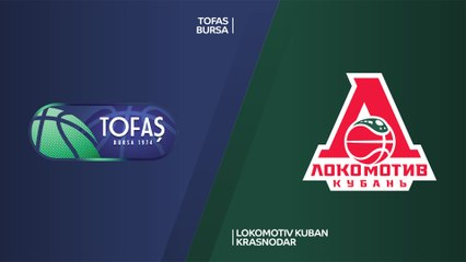 7Days EuroCup Highlights Regular Season, Round 10: Tofas 92-90 Lokomotiv