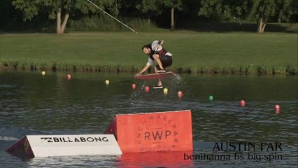 2019 Wake Awards - Wakeskate Trick of the Year
